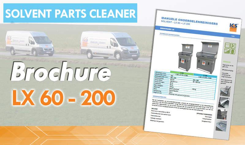 ICS Cleaners | Onderdelenreiniger | Ruitensproeiervloeistof | AdBlue