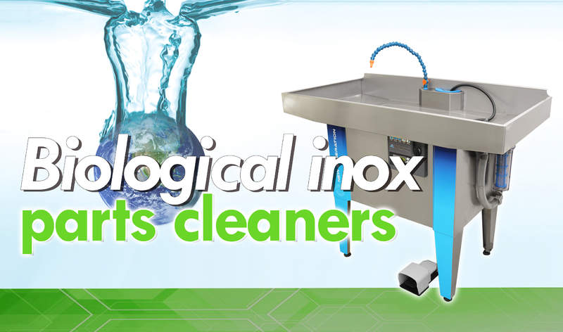 ICS Cleaners | Onderdelenreinigers | Industriële reinigingsproducten