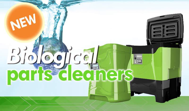 Nieuwe producten | ICS Cleaners
