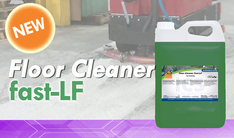 Nouveaxu produits | ICS Cleaners