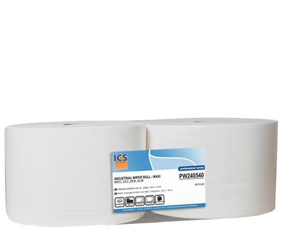 bobine d 39 essuyage industriel maxi blanc 2 paisseurs 540 m est de la meilleure qualit chez. Black Bedroom Furniture Sets. Home Design Ideas