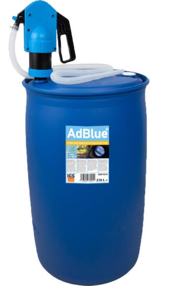 AdBlue® hevelpomp