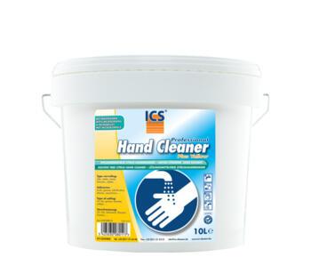 Hand cleaner plus yellow