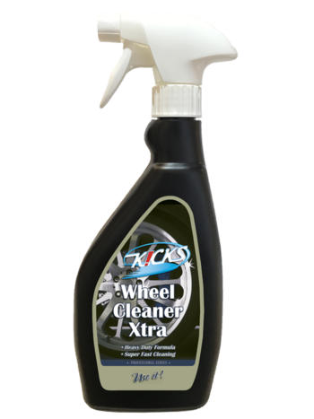 Wheel cleaner xtra