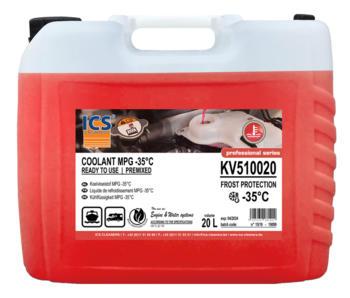 Koelvloeistof MPG -38°C