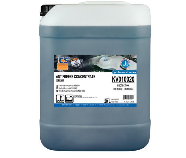 Antivries BS 6580 concentraat