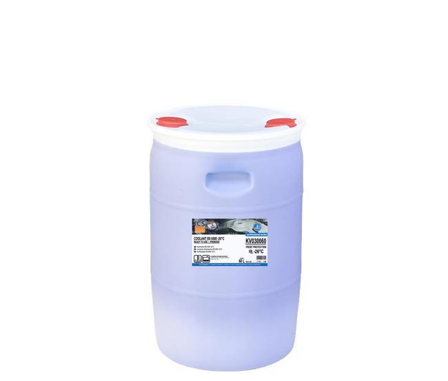 Koelvloeistof -26°C BS 6580 premixed